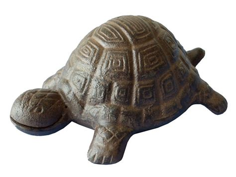 turtle home decor buy rustic cast iron turtle 6 inch beach house