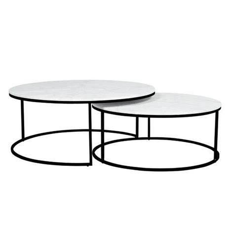 Globe West Coffee Tables Coffee Side Tables Granite Homewares