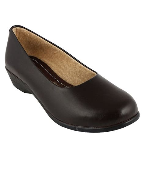 sporch brown wedge formal shoes price in india buy sporch