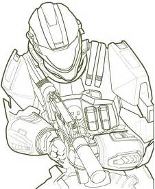 halo color free printable halo coloring pages for