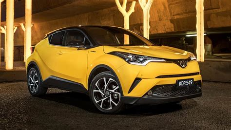 When Is The Toyota Chr Coming Out by Toyota C Hr Koba 2wd 2017 Review Carsguide