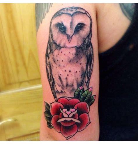 black rose tattoo albuquerque best 25 owl sleeves ideas on owl thigh