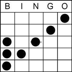 pattern games top marks bingo game pattern check mark