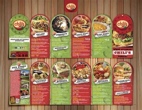 desain brosur restoran tips cetak brosur makanan restoran network biz id