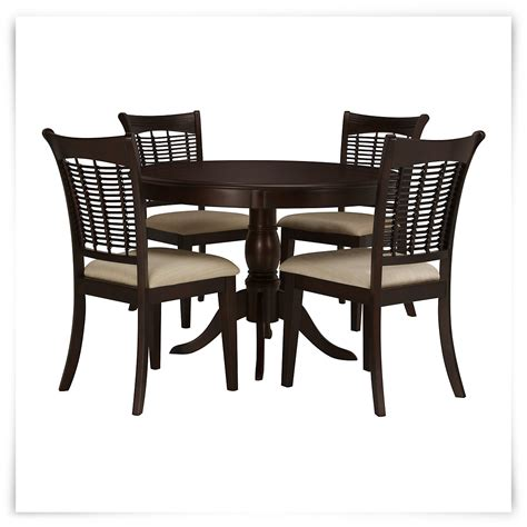 table and 4 chairs bayberry tone table 4 chairs