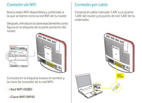 vodafone wifi casa 191 c 243 mo instalar hasta 30mb adsl en casa ayuda