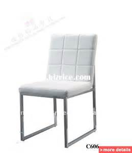 White Leather Dining Chairs For Sale Beautiful Design White Leather Dining Chair Cy 0606 China Dining Chairs For Sale From Foshan
