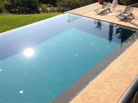 infinity pool bauen infinity swimming pool by indalo piscine
