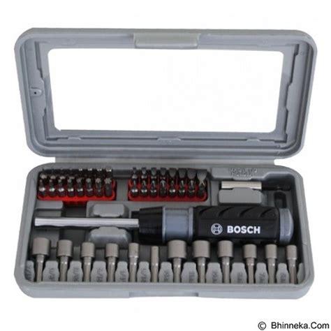 Diskon Bosch X Line 46 Screwdriver Set Mata Obeng Set 46pcs jual bosch screwdriver mixed set 2 607 019 504 murah bhinneka