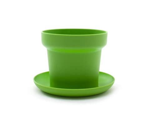 Green Planter Pots by Green By Authentics Plant Pot Product