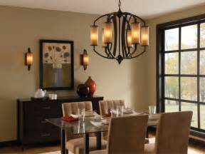 Rustic Dining Room Light Fixtures Murray Feiss F2564 6pcn Logan Pecan 6 Light Chandelier Rustic Dining Room Chicago By