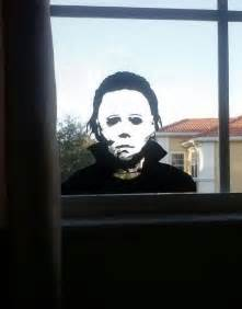 Michael Myers Decorations by 26 Creative Window Decor Ideas Digsdigs