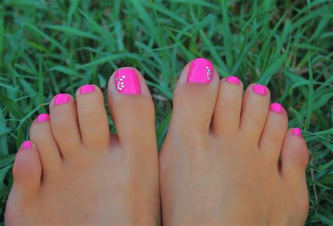 toe nail color pretty toe nail best background wallpaper