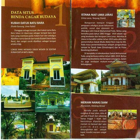 Dari Batu Menjadi Bara 20 objek wisata yang ada di kabupaten batubara catatan karim