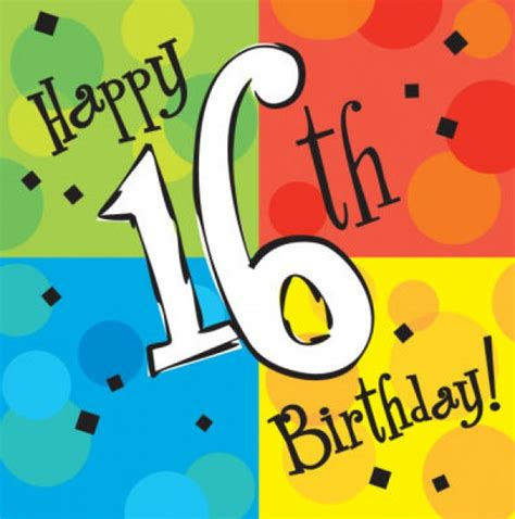 Birthday Card For 16 Year Boy What Do You Do For A Boy Who Is Turning Sweet Sixteen