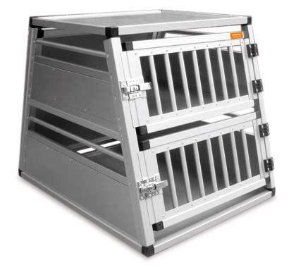 Aluminium Powder Netto 15kg Dus bilbur dobbelt aluminium hundebur til bil 12 15kg i dogs