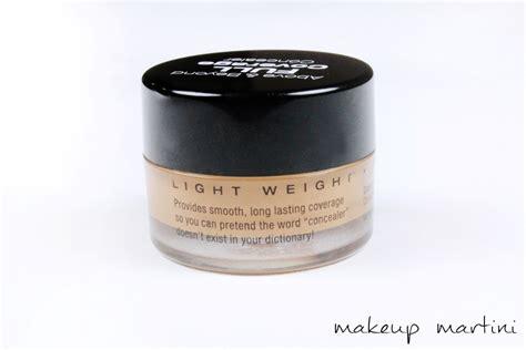Nyx Concealer Jar nyx concealer in a jar review makeup martini