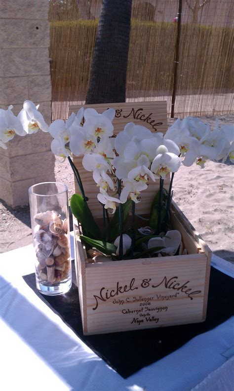 17 Best images about Decorative Wedding Wine Crate Ideas