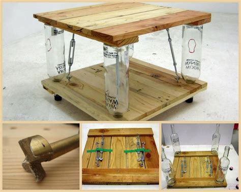 How To Make Your Own Pallet Coffee Table Woodworking How To Build A Pallet Coffee Table