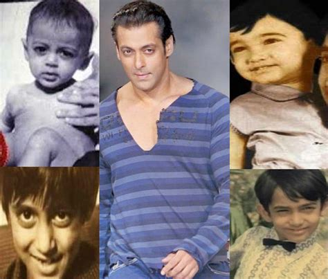 bollywood actress and actor childhood photos bollywood actors and actresses childhood pictures photos