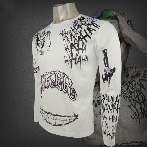 joker tattoo cost compare prices on tattoo shirt costume online shopping