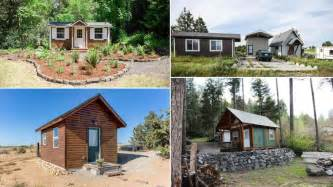 find homes for 8 tempting tiny houses that require only a mini investment