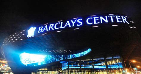 Barclays Center Free Food Sections by Barclays Center Owner To City Drop Debt Ny Daily News
