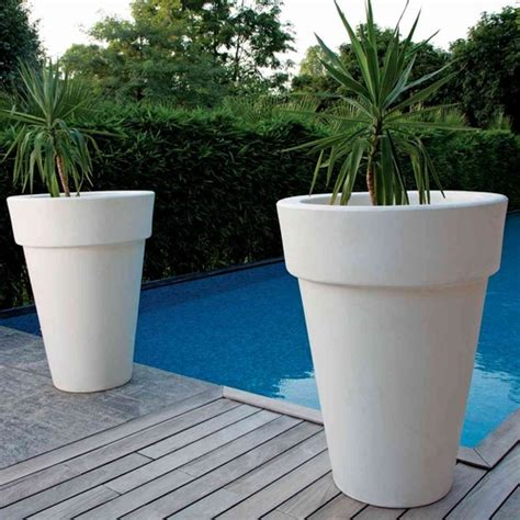 Illuminated Garden Planters by Garden Illuminated Planters India Large Outdoor Planters