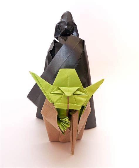 Darth Vader Origami - origami darth vader 2 0 origami origami
