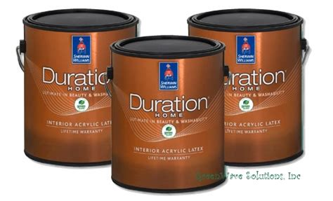 Sherwin Williams Duration Home Interior Paint Duration Home Review Interior Painting Painters House