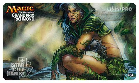 Cobyhaus Playmat Premium Zoo We mtg realm gp richmond 2014