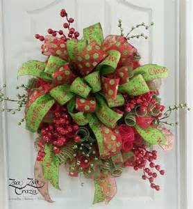 Premium Red Berry Wreath From John » Home Design 2017