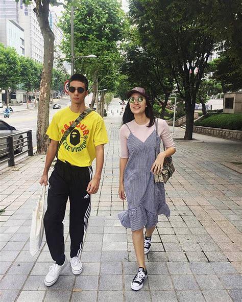 Topi Korea 59 ini dia 10 gaya casual tatjana saphira yang dipuja netizen korea cantiknya