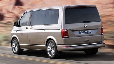 volkswagen multivan 2015 2015 vw transporter detailed car news carsguide