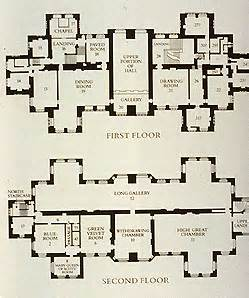 Hardwick Hall Floor Plan floor plans mid tudor manor