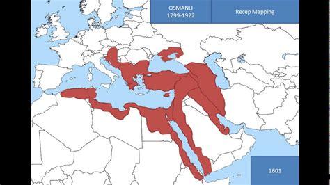 1299 ottoman empire osmanlı imparatorluğu harita ottoman empire map 1299