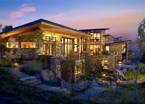 modern mountain homes 17 best images about house plans on pinterest house