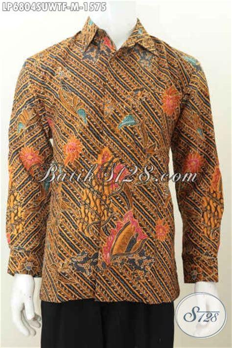 Hem Clasic Twis Atasan Baju Wanita baju batik premium hem batik elegan mewah lengan panjang bahan twis pakaian batik