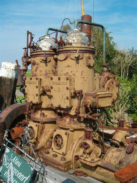 scheepvaartmuseum ov afb kromhout motoren