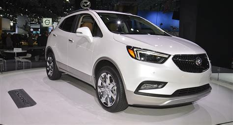 buick encore crossover 2017 buick encore reviews crossover interior changes
