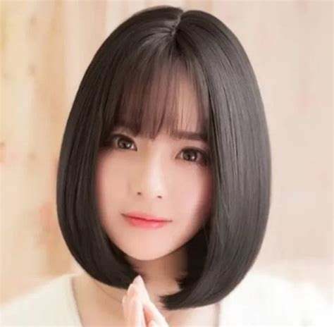 model potongan rambut wanita terbaru   sesuai
