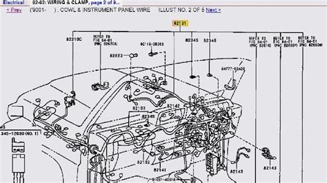 toyota land cruiser wiring diagrams 100 series land rover