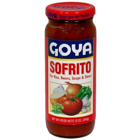 goya sofrito tomato cooking base 12 oz pack of 24