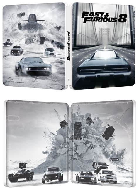 fast and furious 8 usa release date the fate of the furious blu ray steelbook sweden hi