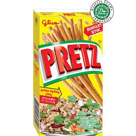 Pretz Cheese By Snackslover Id pretz pizza pt glico indonesia