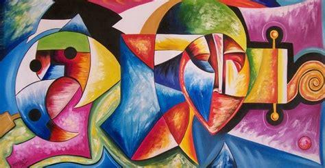imagenes abstractas con autor julio melgar pintor peruano pintura abstracta al oleo