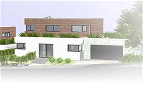 Einfamilienhaus Hanglage Planen by Rast Planen Bauen Wohnen Musterplanungen Rast Wir