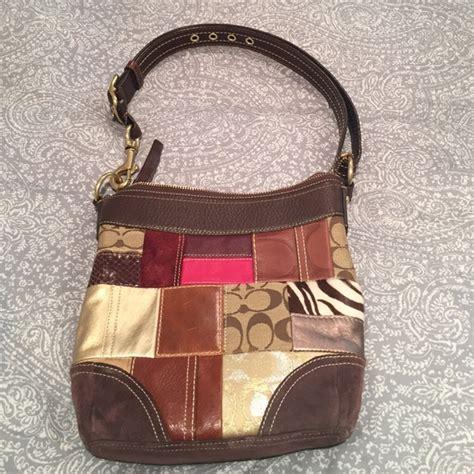 Patchwork Coach Purse - 49 coach handbags the shoulder patchwork coach