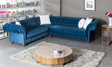 Sofa Warna Biru kursi sofa sudut minimalis modern kursi tamu sofa model