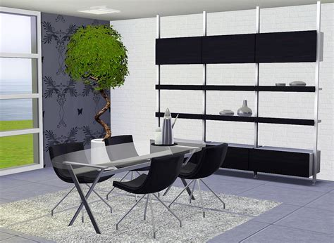Oslo Sideboard Stylist Sims Diningroom